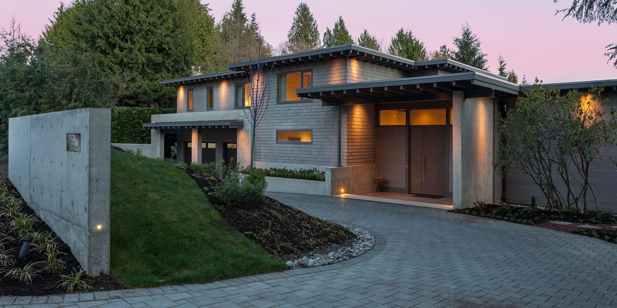 4th annual vancouver modern architecture design society for Vancouver parade of homes
