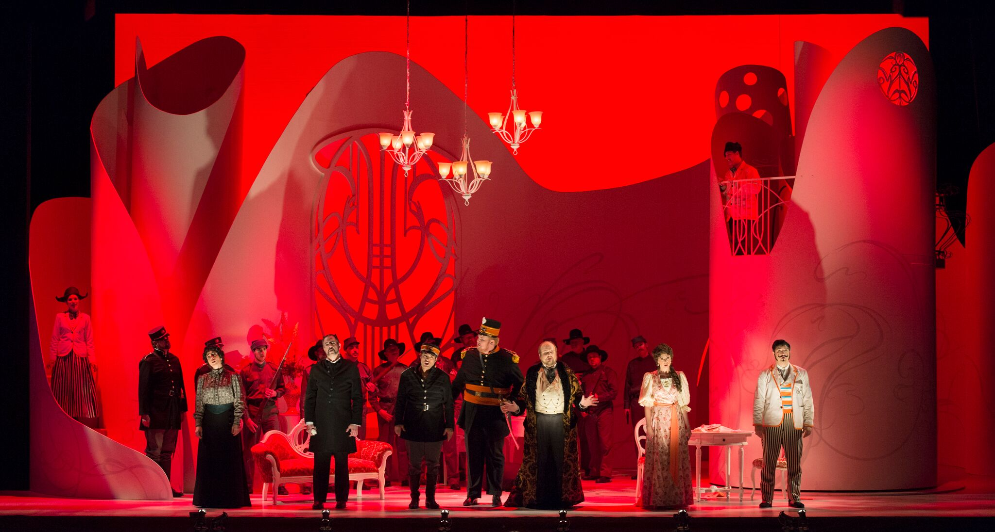 Vancouver Opera Presents: The Barber of Seville